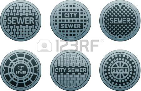 118 Sewer Cover Stock Illustrations, Cliparts And Royalty Free.