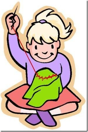 Sewing Clipart Group with 56+ items.