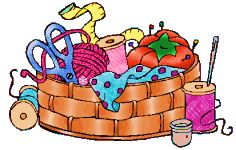 sewing equipment clipart #10