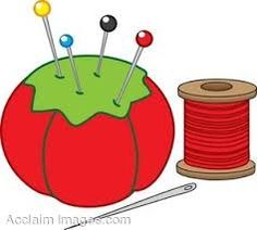 sewing equipment clipart #3