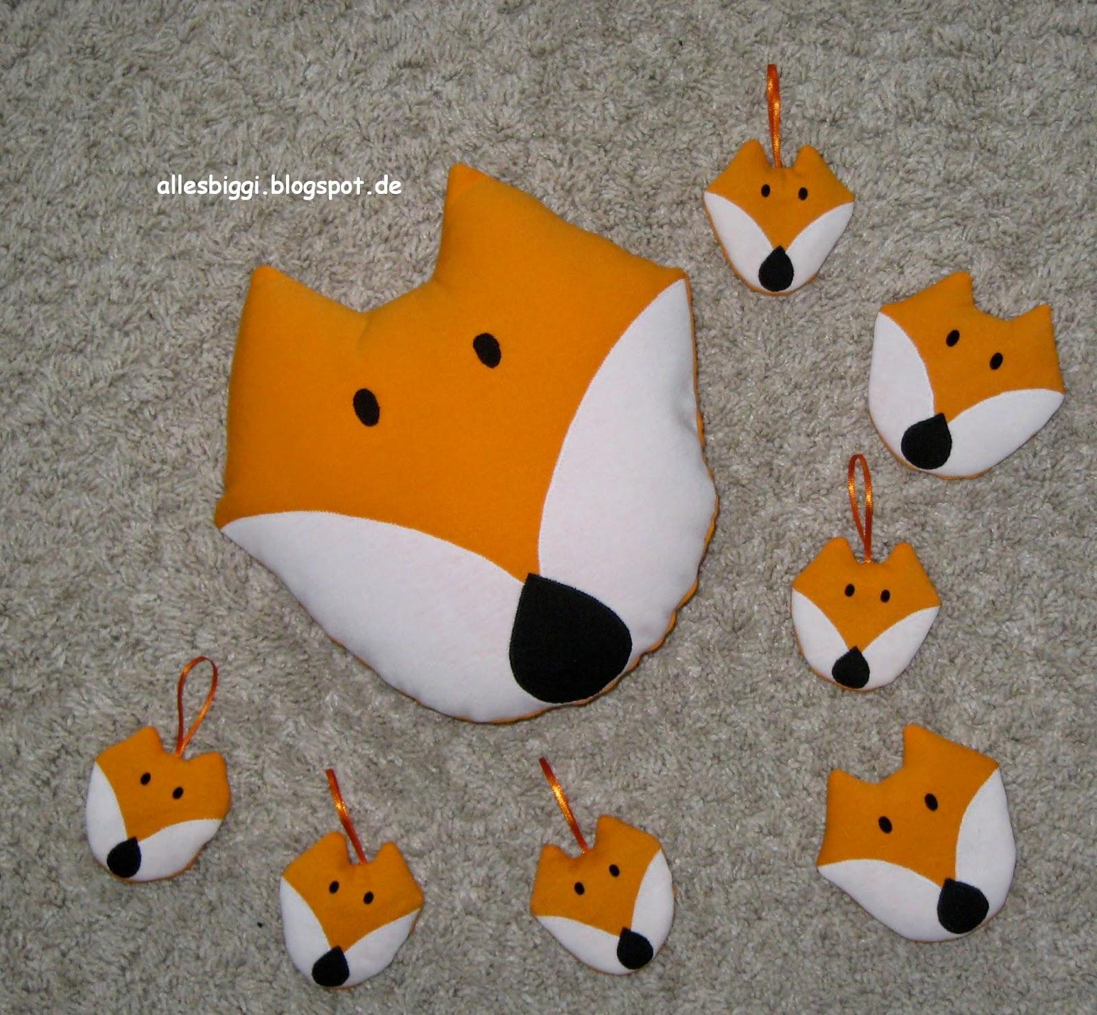 alles biggi!: Wie viele Füchse passen in ein T.