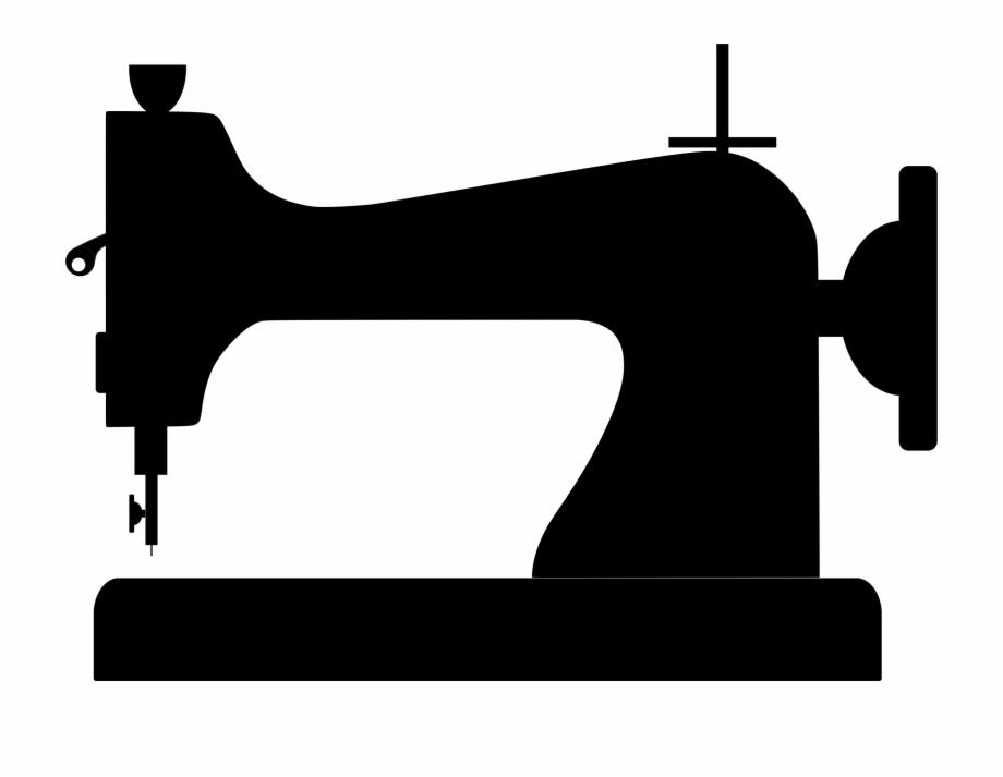 Sewing Machine Silhouette At Getdrawings.