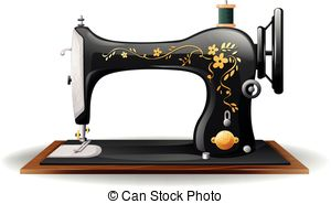 Sewing machine Clip Art and Stock Illustrations. 2,194 Sewing.
