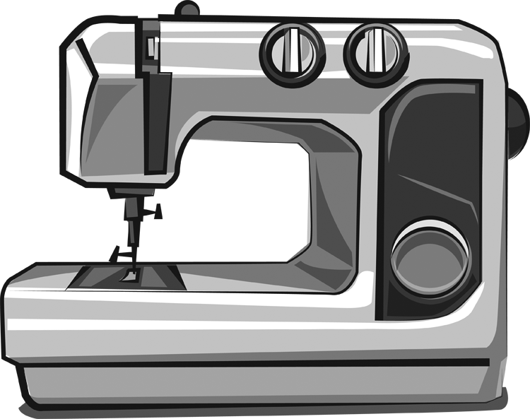 Sewing Machine Clipart & Sewing Machine Clip Art Images.