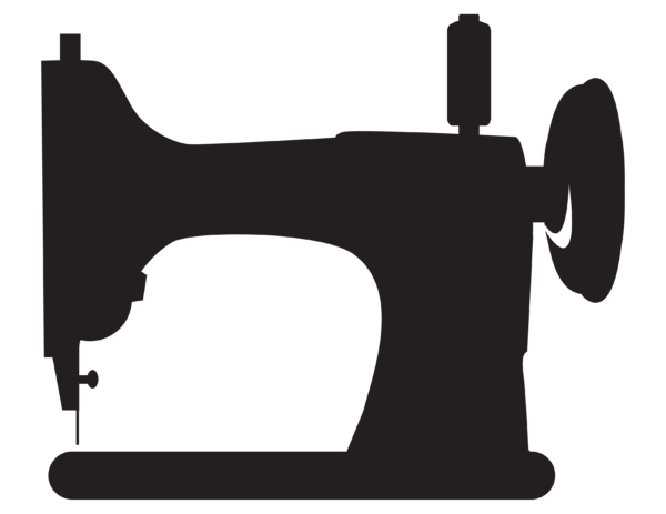 Sewing Machines Sticker Clip art.