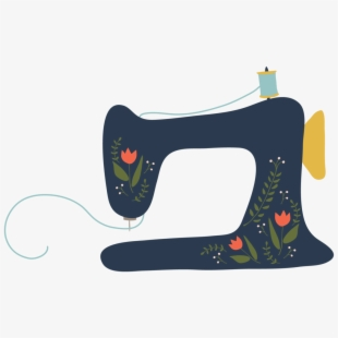 PNG Of Sewing Machine Cliparts & Cartoons Free Download.