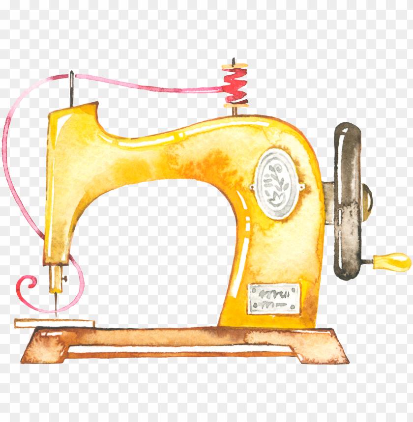 sewing machine clipart home economics.