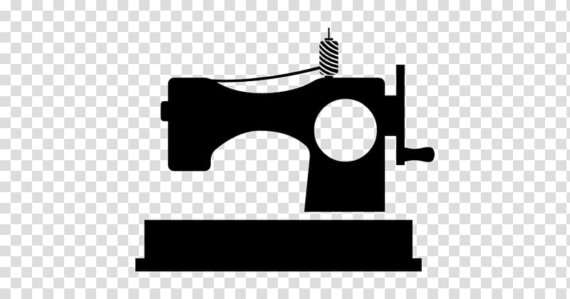 Tailor Sewing Machines Logo Pattern, others transparent.