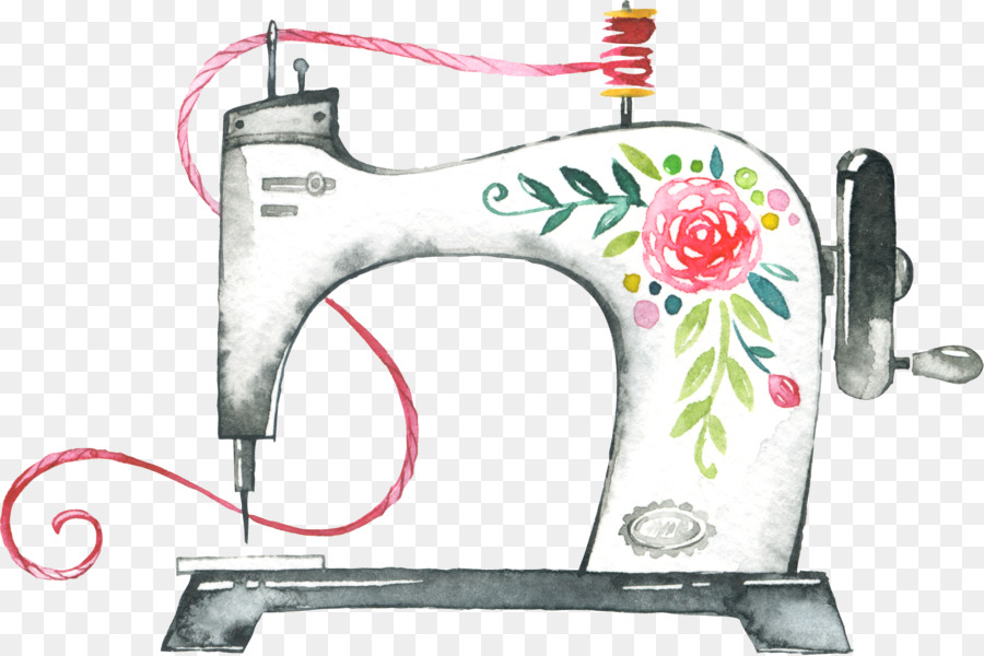sewing machine png clipart Sewing Machines Clip art clipart.