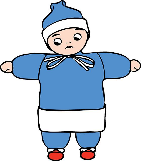 Free vector graphic: Child In Snowsuit, Boy, Winter.