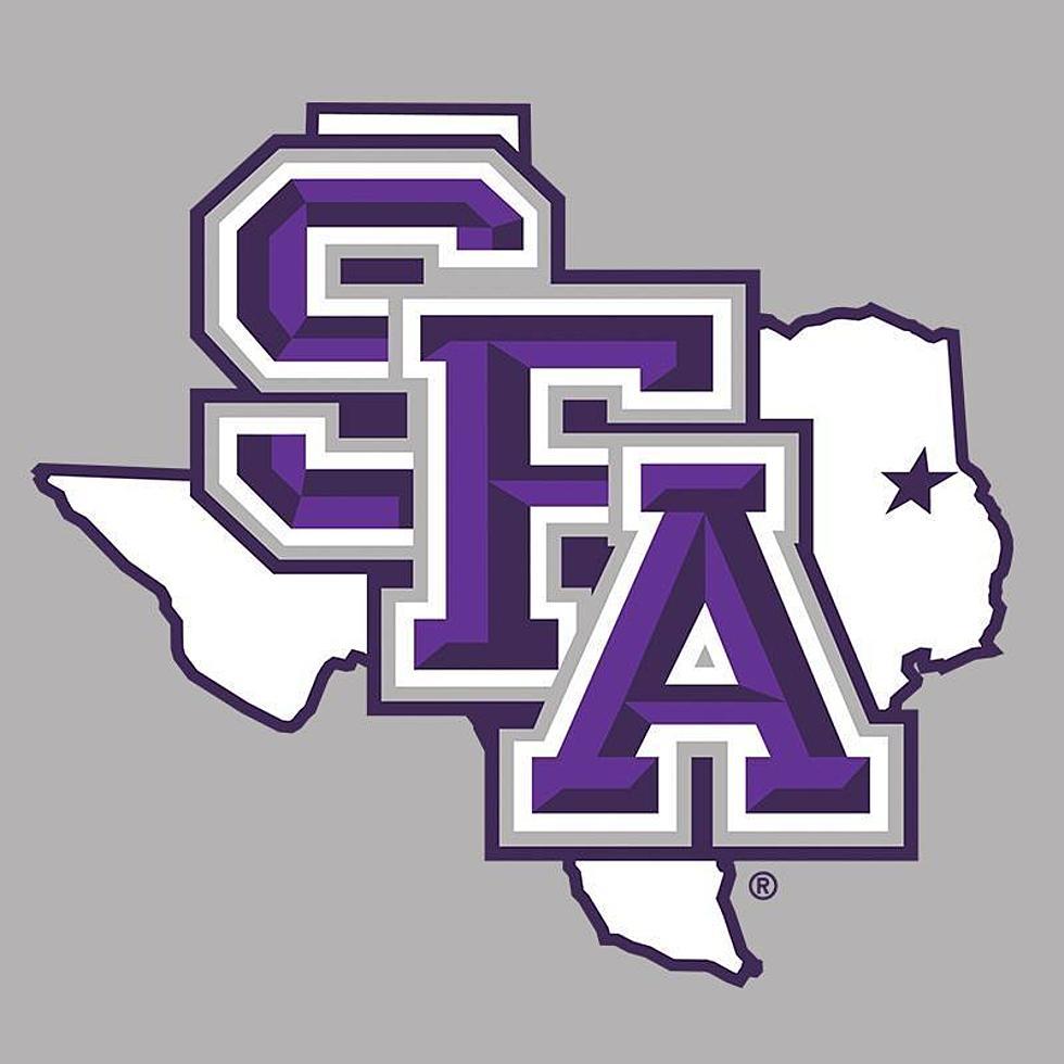 SFA Volleyball NCAA Tournament Send.