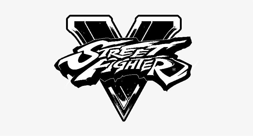 Street Fighter V Logo Png & Free Street Fighter V Logo.png.