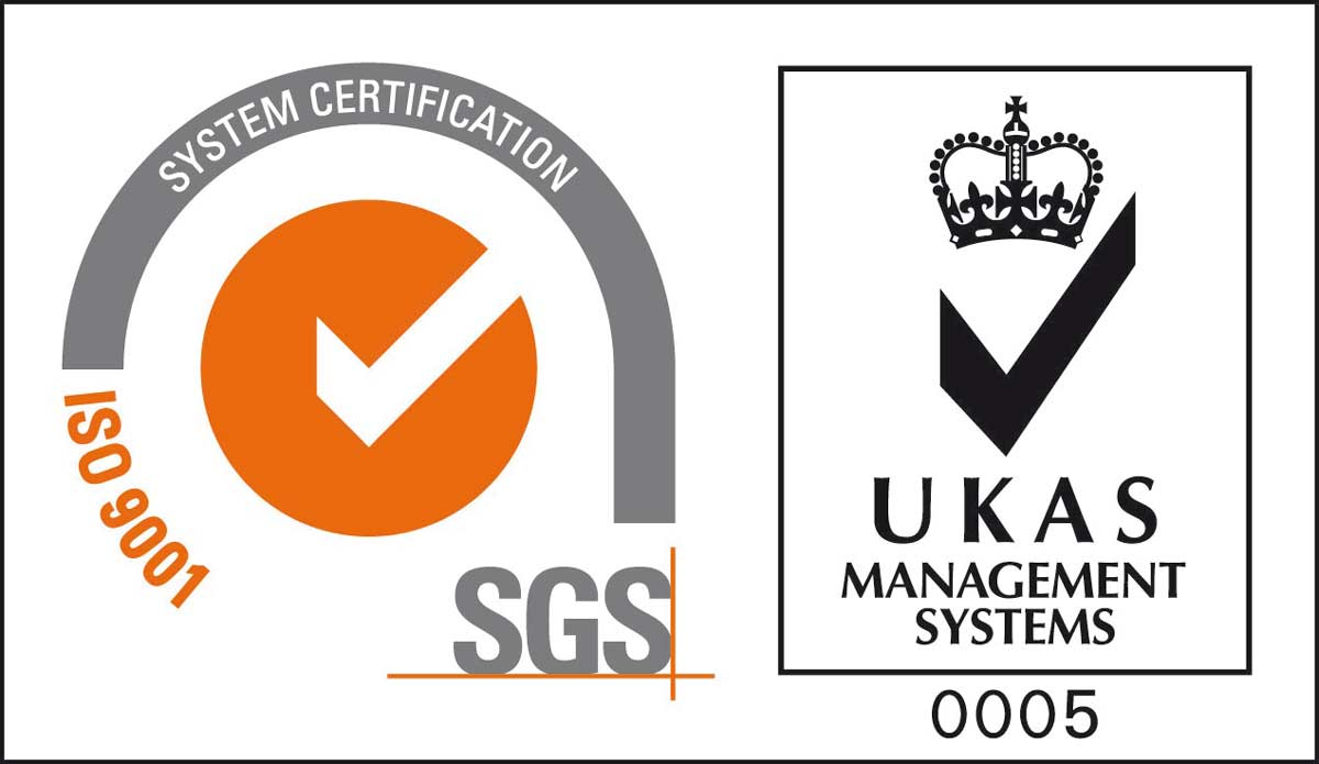 Sgs iso 9000.