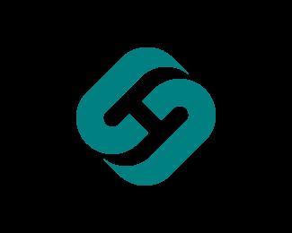 HS or SH logo Designed by CreativeStudioBH.
