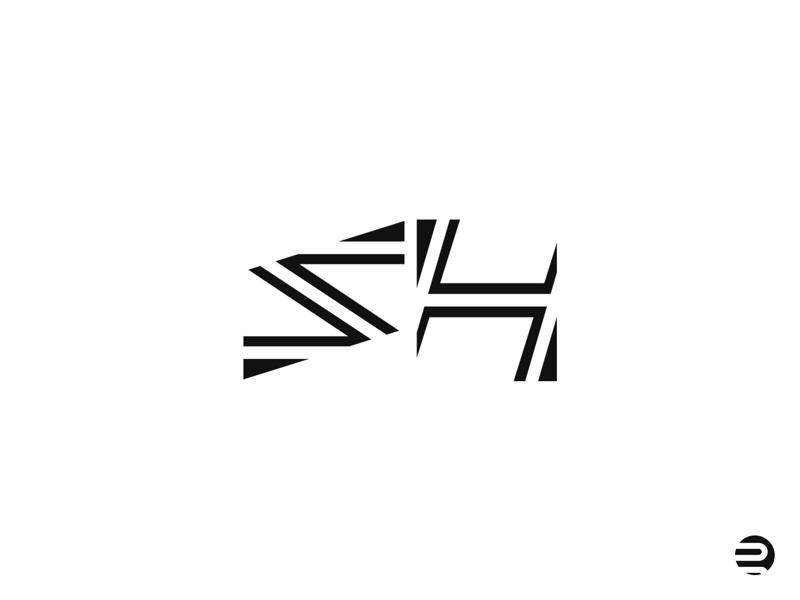 SH Logo by Ritsvalls Design on Dribbble.