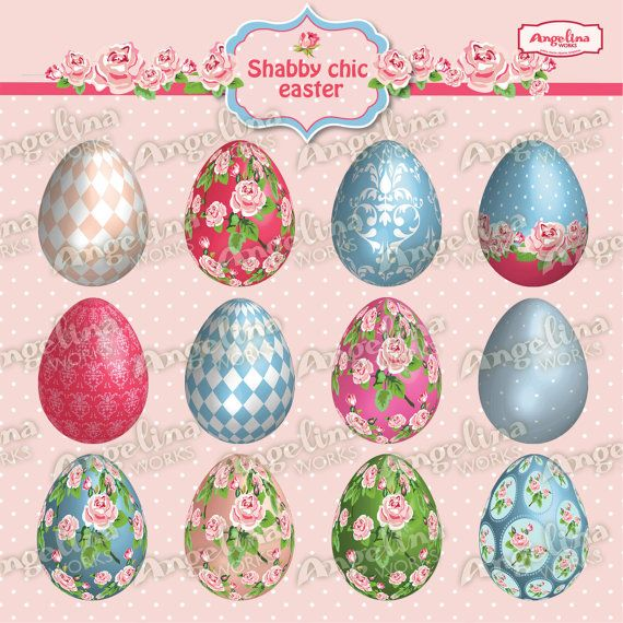 Pin by Linda Frazier on Shabby chic Easter.