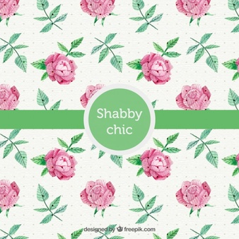 Shabby Chic Vectors, Photos and PSD files.