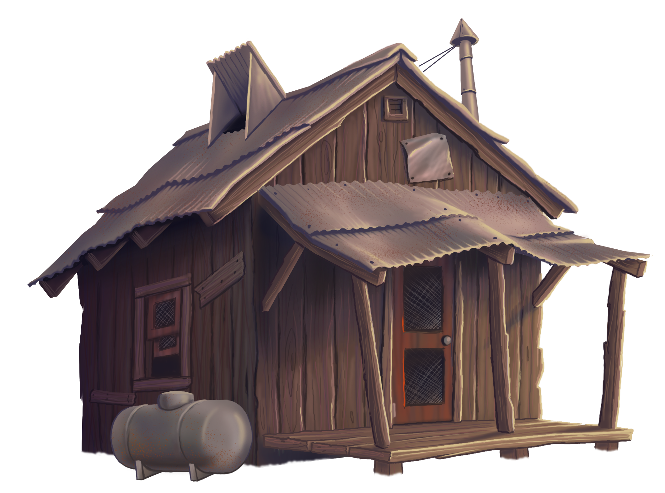 Shack Clipart Png.