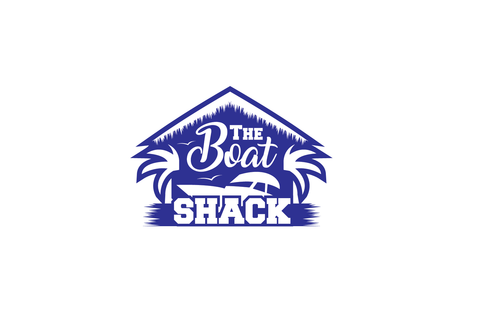 Personable, Colorful Logo Design for The Boat Shack by.