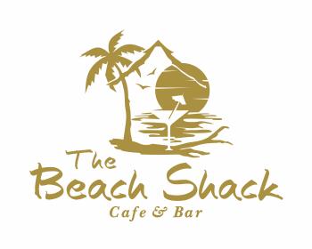 The Beach Shack Logo Design.
