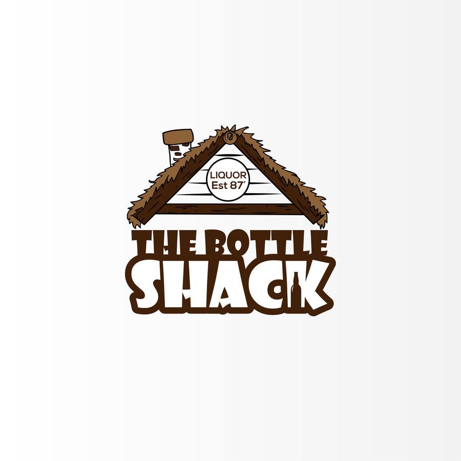 Entry #35 by jarich946 for The Bottle Shack Logo Design.