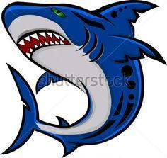 shark mouth clip art.