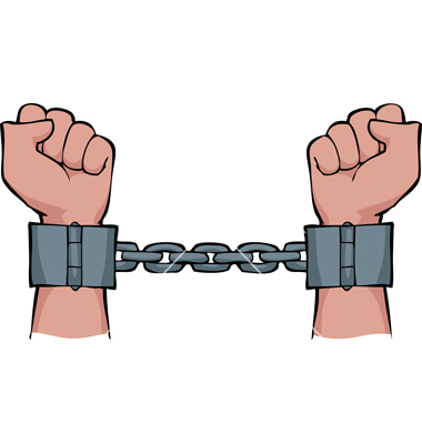Shackles Clipart.