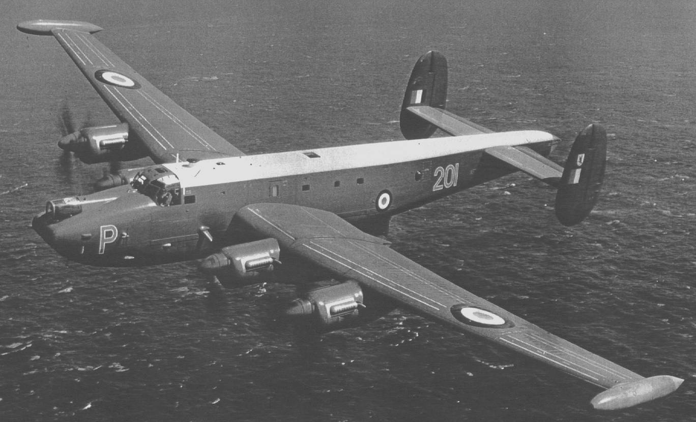 Avro Shackleton MK3 PH3.