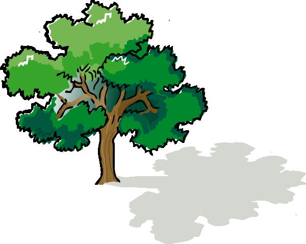 Tree Shade Clipart.