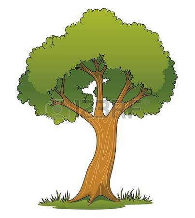 3,126 Shade Tree Stock Vector Illustration And Royalty Free Shade.