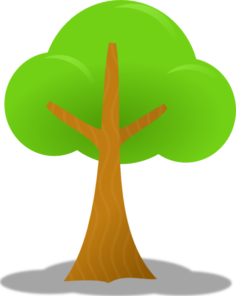 Free use clipart shade tree.
