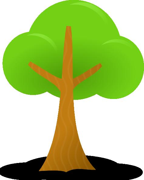 Free use clipart shade tree.