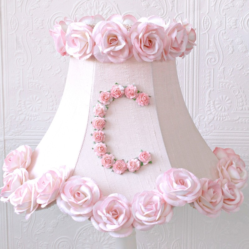 Small Pink Table Lamp Shades.