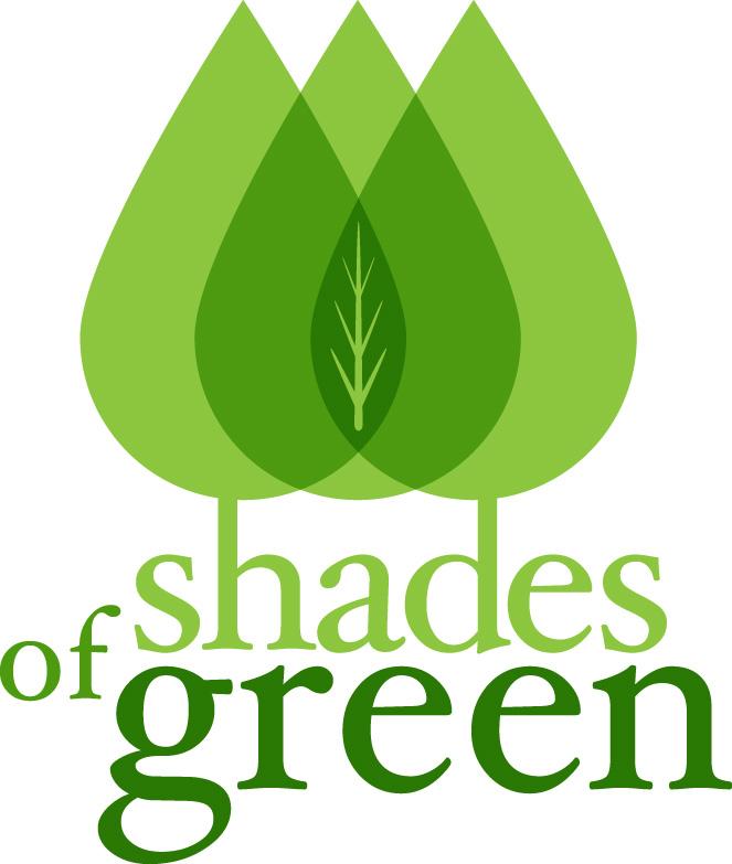 Shades of Green.