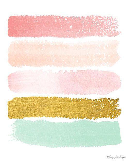 10 Best ideas about Gold Color Palettes on Pinterest.