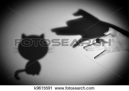 Stock Photography of Shadow & Shades k9615591.