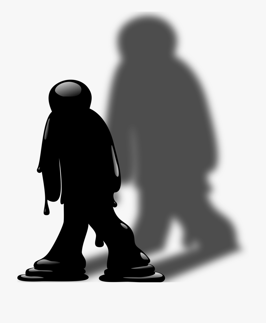 Clipart People Shadow.