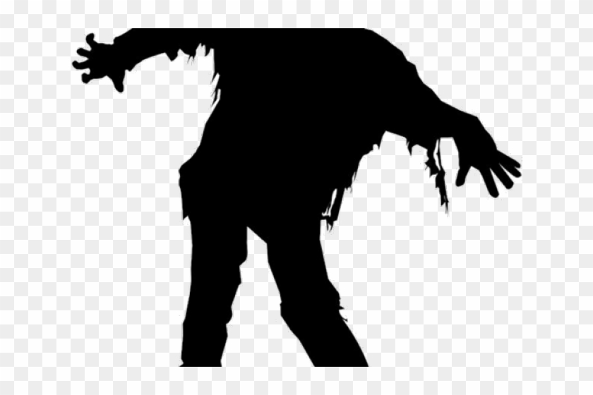 Zombie Clipart Shadow.
