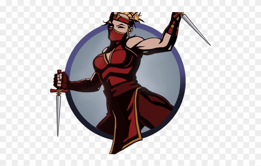 Ninja Clipart Ninja Shadow.