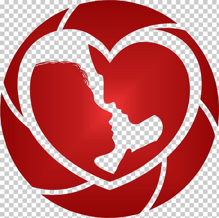 Silhouette Love Logo Shadow, sperm PNG clipart.