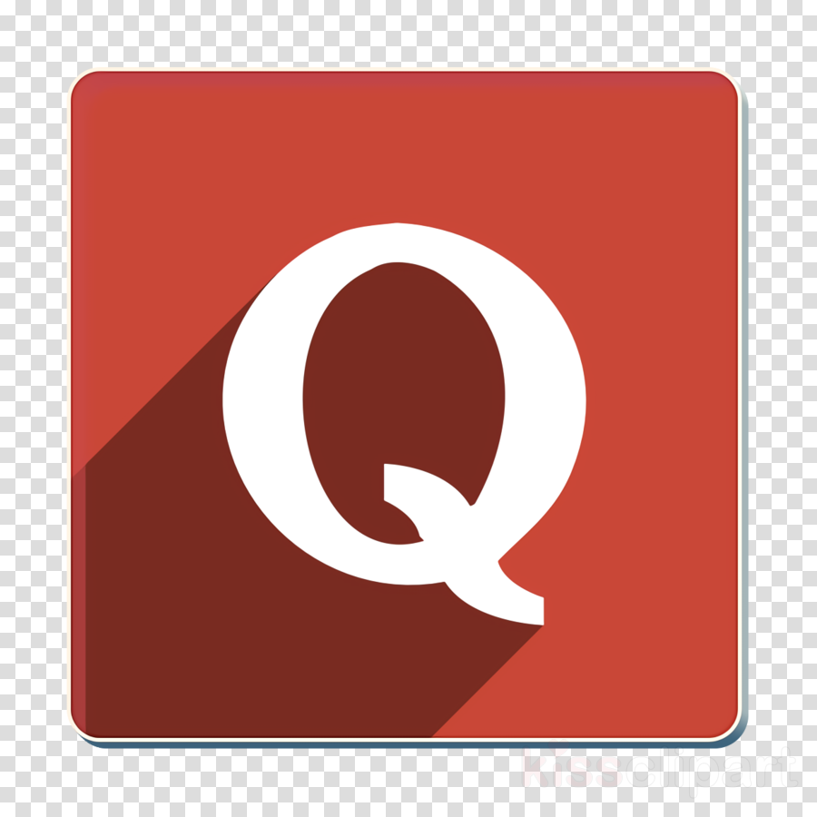 media icon quora icon shadow icon clipart.