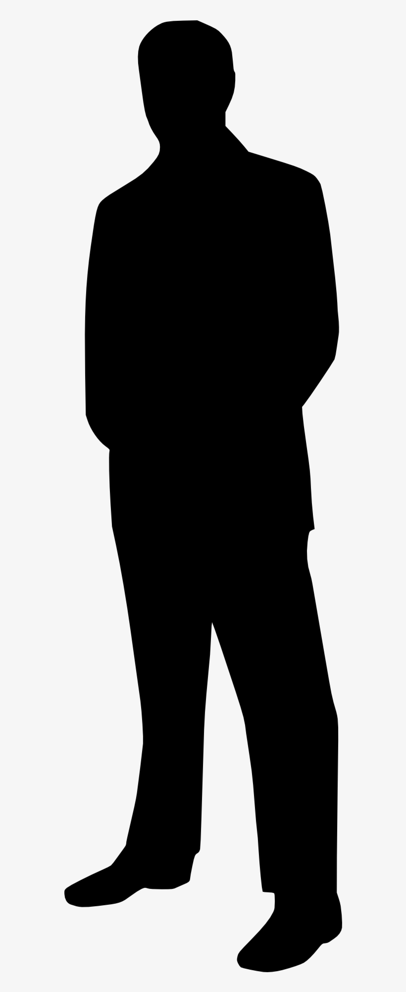 Free Png Shadow Man & Free Shadow Man.png Transparent Images.