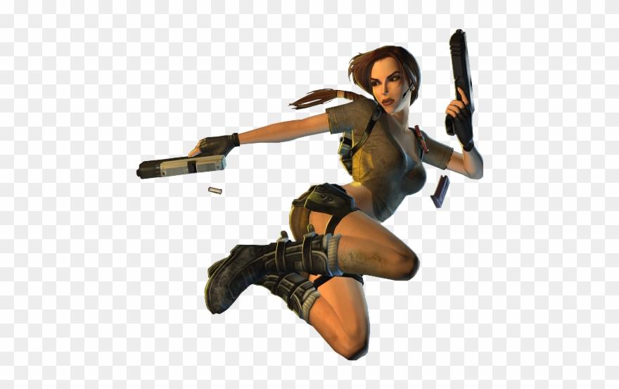 Tomb Raider Clipart Transparent.