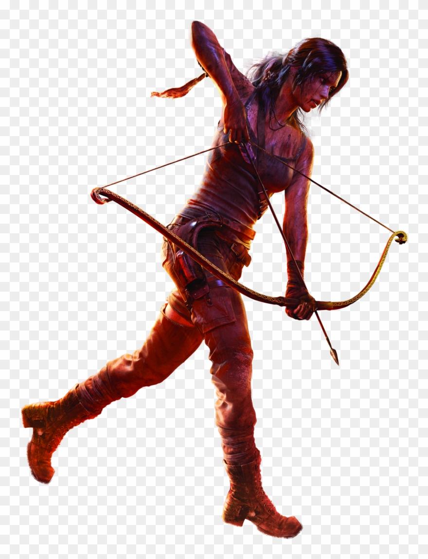 Tomb Raider Clipart.