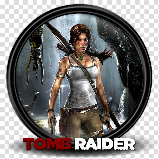 Tomb Raider Game Icon , Tomb Raider_, Tomb Raider art.