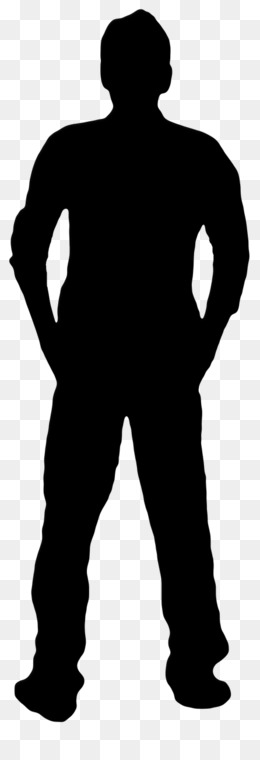 Shadow Person png free download.