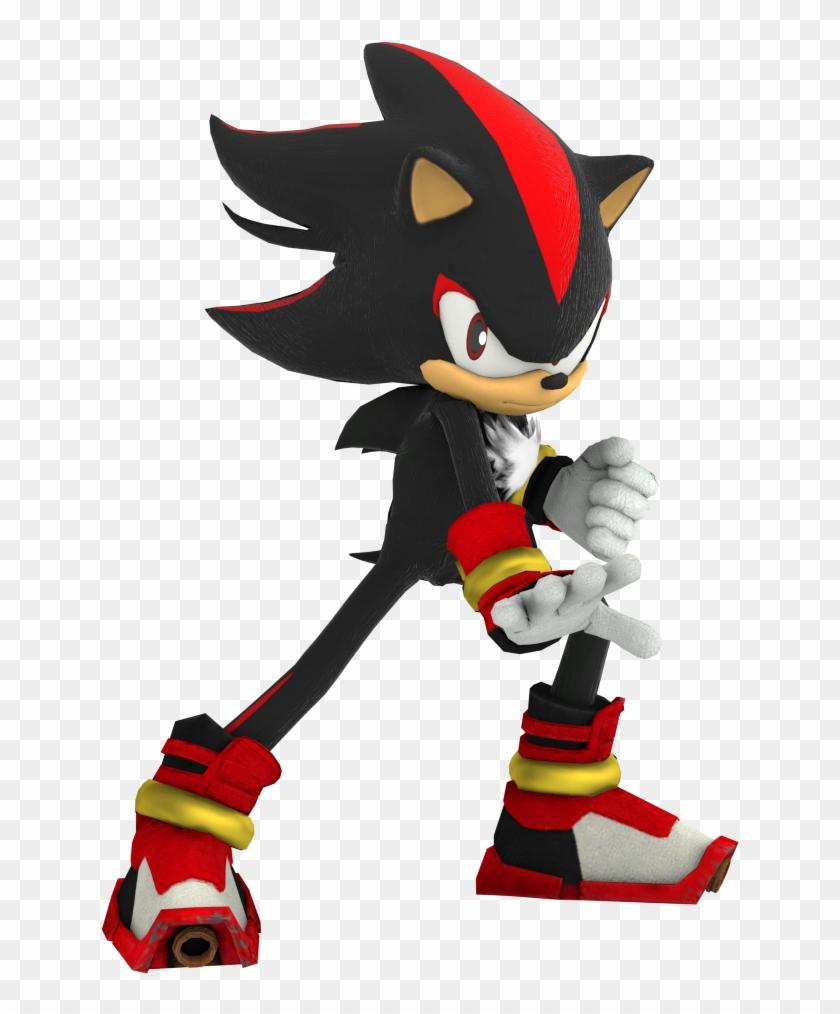 Sonic Boom Shadow Resmi, HD Png Download.