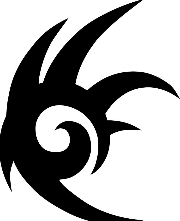 Shadow The Hedgehog Logo.