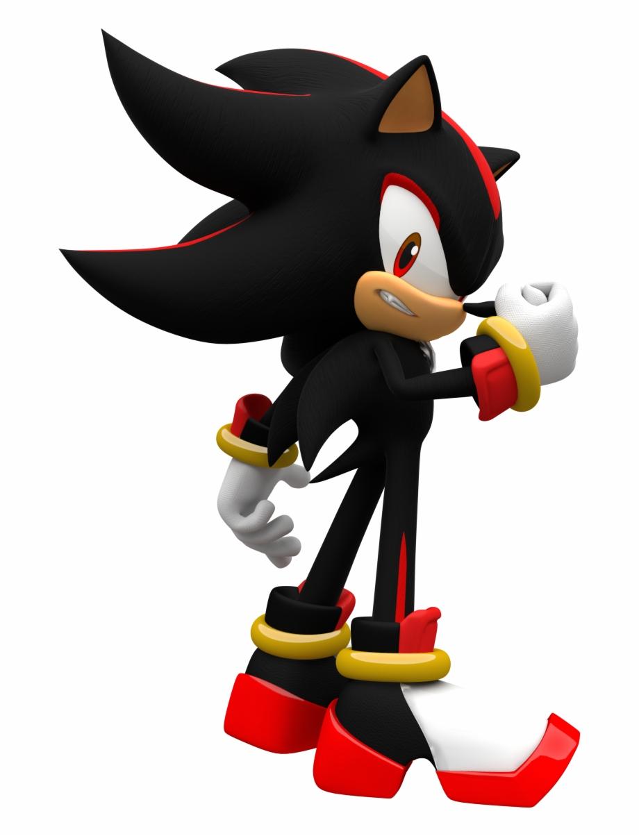 Shadow The Hedgehog By Mintenndo.
