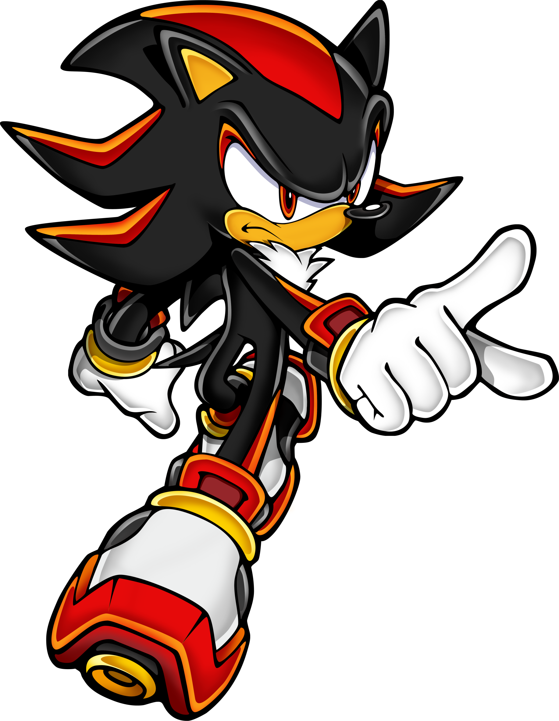 Shadow The Hedgehog Png (+).